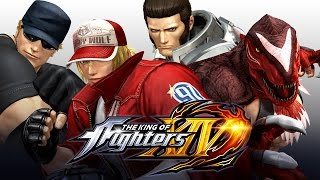 THE KING OF FIGHTERS XIV 6th Teaser Trailer