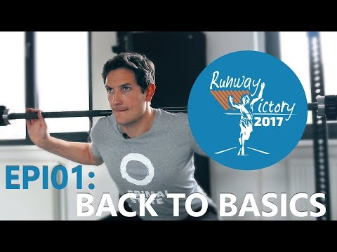 """BACK to BASICS"" RUNWAY VICTORY 2017 Episode 1 by CAPTAIN JOE"