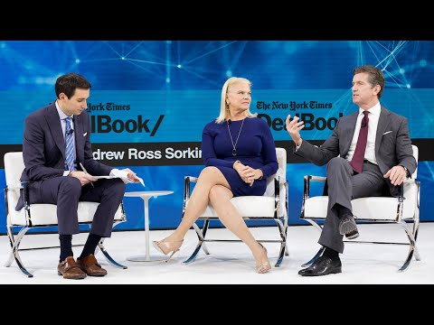 Johnson and Johnson & IBM CEOs Discusses the Business Roundtable and More