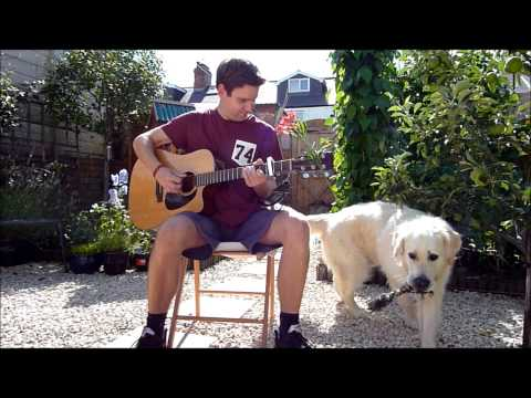 "A great little tune by singer/songwriter Ollie McCullough - ""Perfect Grey"""