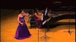 William Bolcom- Graceful Ghost Rag :YeonKyung Joo's violin recital encore piece.