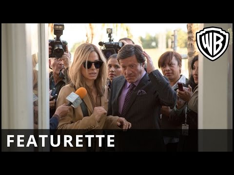 Our Brand Is Crisis - Sandra Bullock as Jane Bodine Featurette - Warner Bros. UK