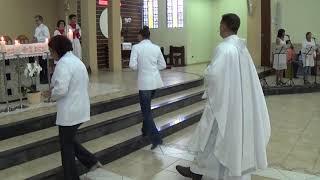 Canto de Entrada - Missa da Sagrada Família (29.12.2018)