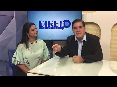 Voltar para a edição Mariana Carvalho no Direto ao Ponto - Chamada