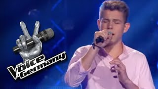 James TW - When You Love Someone | Gregor Hägele Cover | The Voice of Germany 2017 | Blind Audition