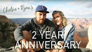 Our Second Anniversary // & ROADTRIP AROUND THE U.S.