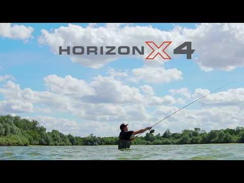 Fox Horizon X4 12FT 3.25LB - bojlis bot videó