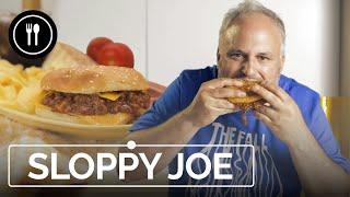 Cómo hacer el SLOPPY JOE, el mítico sándwich americano