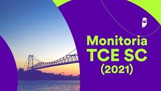 Monitoria TCE SC 2021