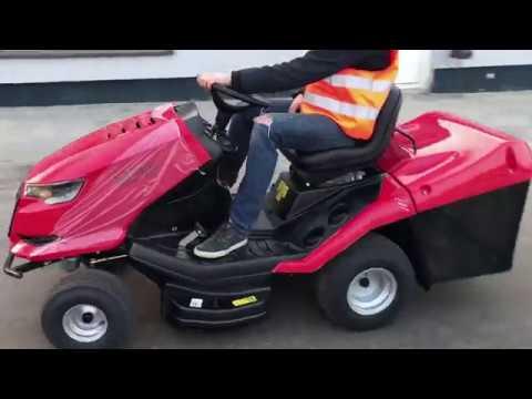 Traktorek kosiarka Cedrus Challenge AJ 92/16H