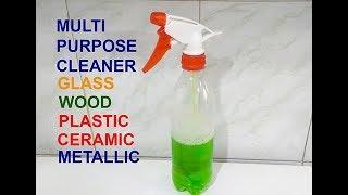 Multi Purpose Cleaner | Homemade Cleaner