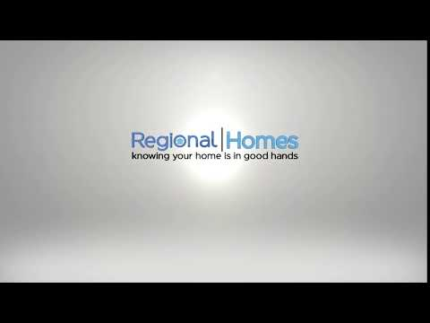 Regional Homes - Animated Logo Ident
