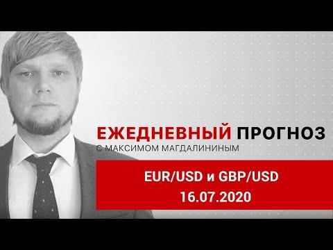 Проходное заседание ЕЦБ. Акцент смещен на Саммит ЕС. Видео-прогноз Форекс на 16 июля