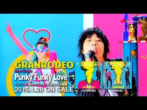 【声優動画】黒子のバスケ第3期のOP、GRANRODEO「Punky Funky Love」のミュージッククリップ解禁