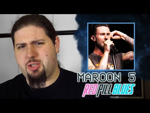 Maroon 5 – Red Pill Blues ALBUM REVIEW (Music Is Your Friend)