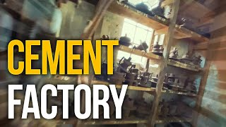 Hide 'n Seek with the Police! | FPV Cement Factory
