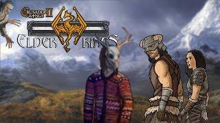 """Crusader Kings 2 Elder Kings - #1 """"Потомки Красного Орла"""""""