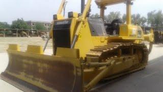 How to operate Bulldozer | Operation of bulldozer