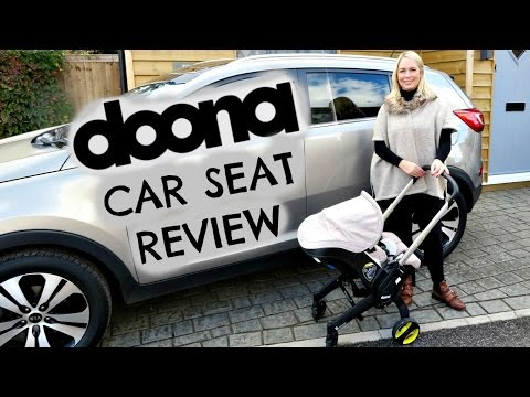 DOONA CAR SEAT REVIEW