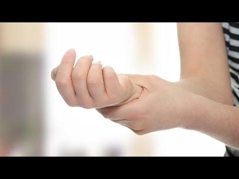 A kéz ízületi gyulladása mi