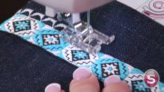 SINGER® SUPERB™ Sewing Machine