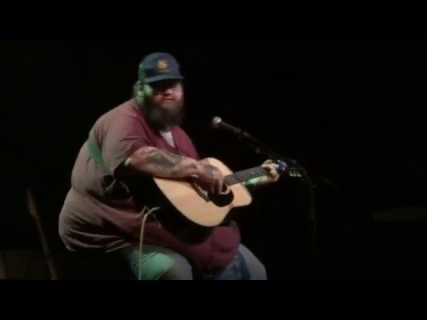 John Moreland You Dont Care For Me Enough To Cry Paradiso 2016
