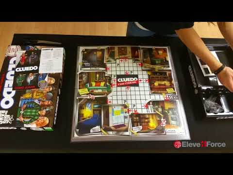 Cluedo The Big Bang Theory - UNBOXING