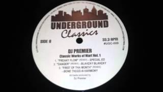 Special Ed - Freaky Flow (Remix) (DJ Premier Prod. 1996)