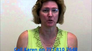 preview picture of video 'Karen Hibbard Williamsburg and James City County Realtor and Relocation specialist'