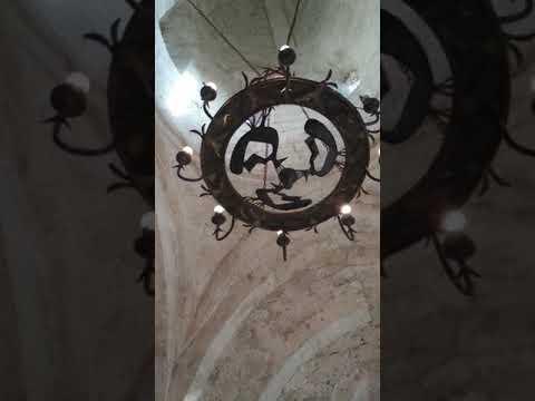 Ворота входа в храм