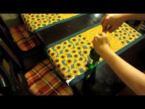 1000 Ways To Open A Beer - 427: Tablecloth Clip / Tischdeckenklammer