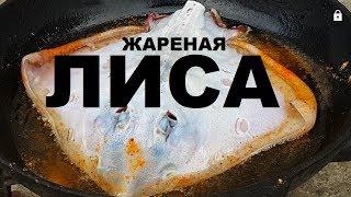 ЖАРЕНАЯ ЛИСА РЫБАЛКА НА ЧЕРНОМ МОРЕ РЕЦЕПТЫ СЮФ