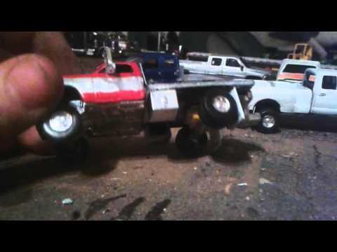 1/64 custom pickups  dcp,ertl,greenlight