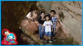 น้องบีม | เที่ยวกาญจนบุรี สวนไทรโยครีสอร์ท คลิปเต็ม