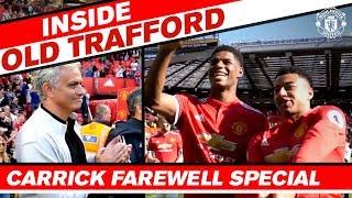 Manchester United 1-0 Watford: Inside OT   Tunnel Cam   Carrick's Farewell   BTS   Lap of Honour