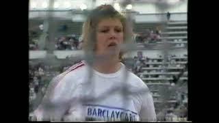 Ellina Zvereva Discus - Helsinki 1994