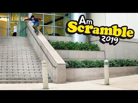 """preview image for """"Am Scramble 2019"""" Video"""