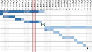 Удобный план проекта в Microsoft Excel