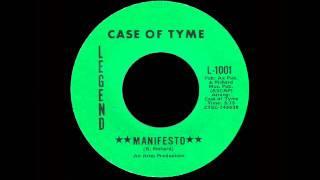Case Of Tyme - Manifesto