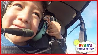 Download Youtube: Kids fun Helicopter ride and arcade games with Ryan's Family Review