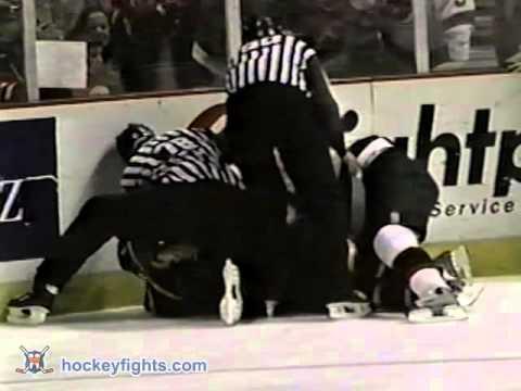 Ken Daneyko vs. Jeff Odgers