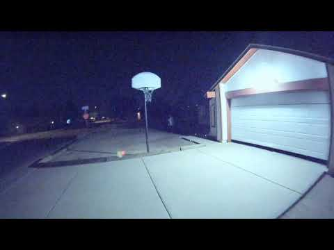 Gofly Scorpion 80HD - FPV Midnight Flight Out Front/+Over House