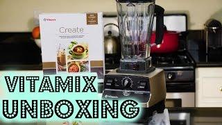 Vitamix CIA Professional Series Blender Unboxing