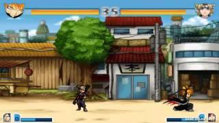 Game Bleach vs Naruto 2.1 - Game Đánh Nhau