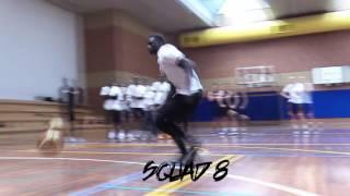 Solomon Deer dunks!