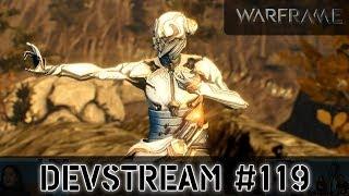 Warframe: Devstream #119 - Делюкс Лимбо, Новый Варфрейм, Прически Оператора