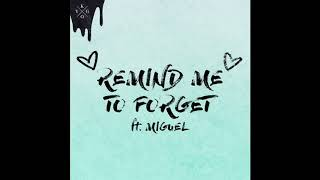 Kygo, Miguel   Remind Me To Forget Audio   YouTube