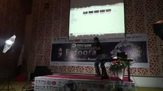 preview picture of video 'Kepri Foto - Sapu Jagat Fotografi Arbain Rambey 3'