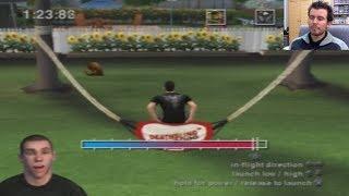 JACKASS: THE GAME (PS2) || Generación 128 Bits #11 || Gameplay En Español HD
