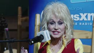 Dolly Parton on Whitney Houston's version of her song // SiriusXM // Radio Andy